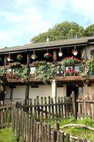 Ideas de decoración woodland Lodge
