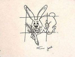 Cómo mantener los conejos de sus verduras