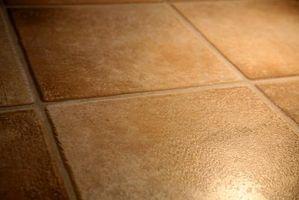 Cómo instalar Allure vinilo azulejo suelo