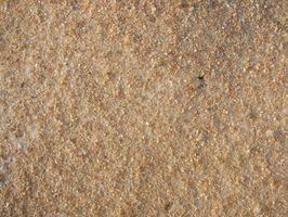 Tipos de polvo de mármol