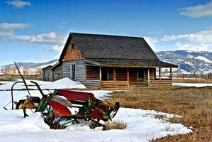 ¿Cómo instalar un fregadero de la granja de 1909?