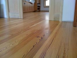 Cómo instalar suelos de madera