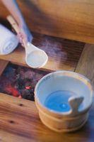 Sauna seco y vapor Sauna