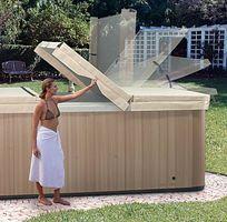 Instalar un Spa al aire libre