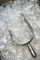 Cómo quitar un hielo