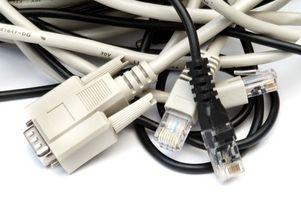Cómo ocultar los cables antiestéticos