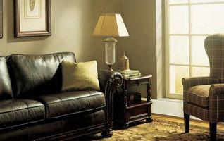 ¿Cómo elegir un Color para la pared de una sala de estar