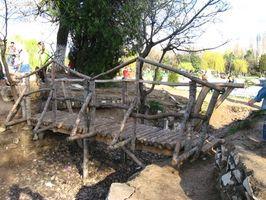 Cómo construir pequeños puentes de madera