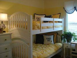 Cómo decorar un dormitorio para gemelos