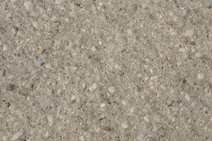Cómo calcular los pies cuadrados de concreto