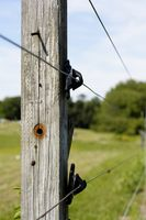 ¿Tienes que terminar el extremo de una cerca eléctrica?