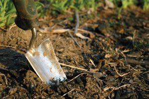 Cómo calcular las tasas de aplicación de fertilizante