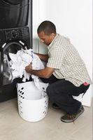 Cómo solucionar problemas de una unidad de lavadora GE