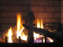 ¿Cómo convertir una chimenea Real a eléctrica?