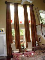 ¿Cómo limpiar cortinas