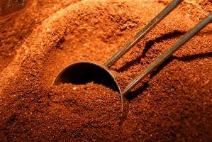 Plantas y arbustos que como granos de café