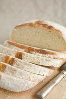 Factores que afectan el crecimiento de moho en productos de pan