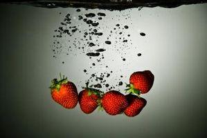 Cómo decorar una maceta de fresa