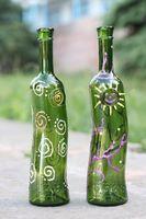 Cómo decorar con botellas
