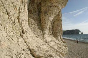Tipo de roca sedimentaria
