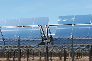 Viento combinada y sistemas de energía Solar
