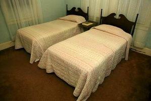¿Cómo se mide una cama Twin