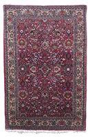 ¿Cómo identificar las cualidades de una alfombra persa