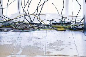 Las mejores maneras para ocultar los cables