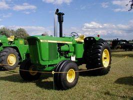 Solución de problemas de tractores John Deere