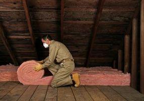 Cómo calentar y enfriar el ático de una casa