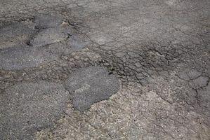 ¿Cómo obtener asfalto para bacheo en frío para endurecer