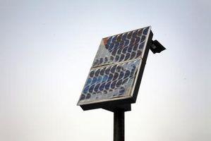 Problemas con paneles solares