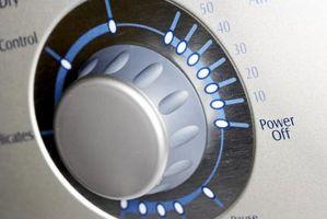 Cómo comprobar un termostato secadora