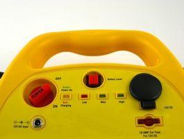 Cómo solucionar problemas de Troy Bilt eléctrico arranque cortacéspedes que una batería no se carga