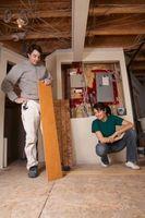 Cómo colocar correctamente el contrapiso del piso laminado