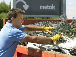 Cómo: reciclaje Metal