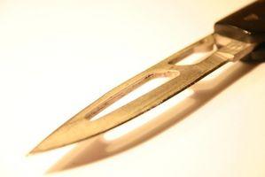 Herramientas de afilado de cuchillo de diamante