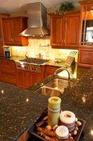 Estilos de gabinetes de cocina tradicional
