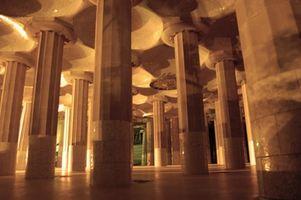 Principales fuentes de mármol cultivado