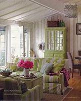 Cómo decorar un hogar en el país