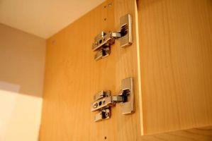 Rehacer el gabinete de cocina bisagra Hardware