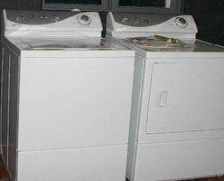 Qué buscar al comprar una lavadora y secadora