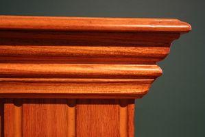 Ideas de manto de chimenea de madera