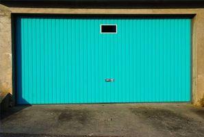 Cómo medir las puertas de garaje