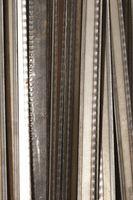 Información de la hoja de Sierra de cinta