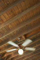 Cómo colocar techo de placas de madera Dimensional usando