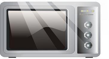 Cómo solucionar problemas de un horno de microondas de la gama LG
