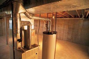 Opciones de pisos para sótanos sin terminar