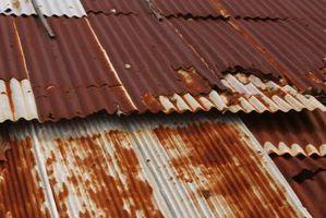 Cómo decorar con material para techos acanalado