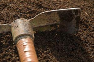 Cómo prueba de suelo para retención de agua